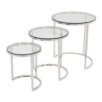 Rolo Nesting Tables Set of 3