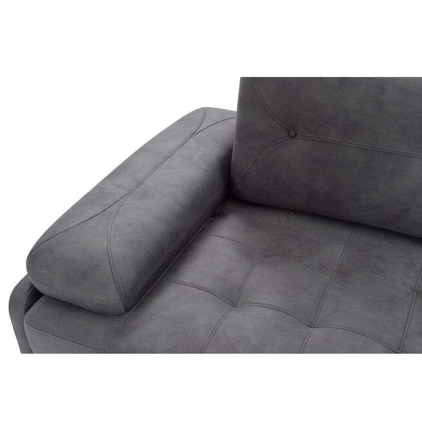 Pralin Sofa w/Right Chaise  alternate image, 6 of 9 images.