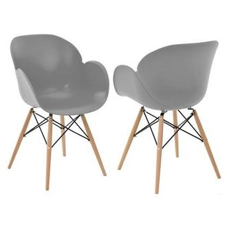 Salerno Gray Chair