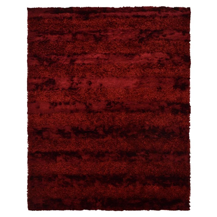 Wonderful Fusion Red 8u0027 X 11u0027 Area Rug Main Image, 1 Of 6 Images