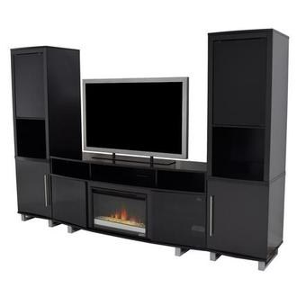Enterprise Black Wall Unit
