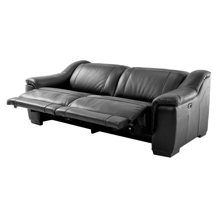 davis black power motion leather sofa el dorado furniture rh eldoradofurniture com motion leather sofas made in usa leather motion sofa reviews