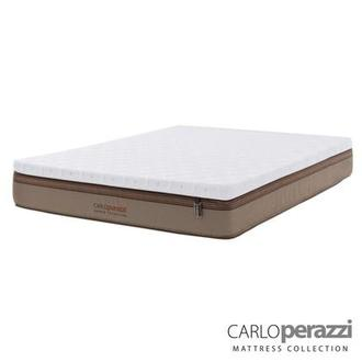Naples Hybrid King Mattress by Carlo Perazzi