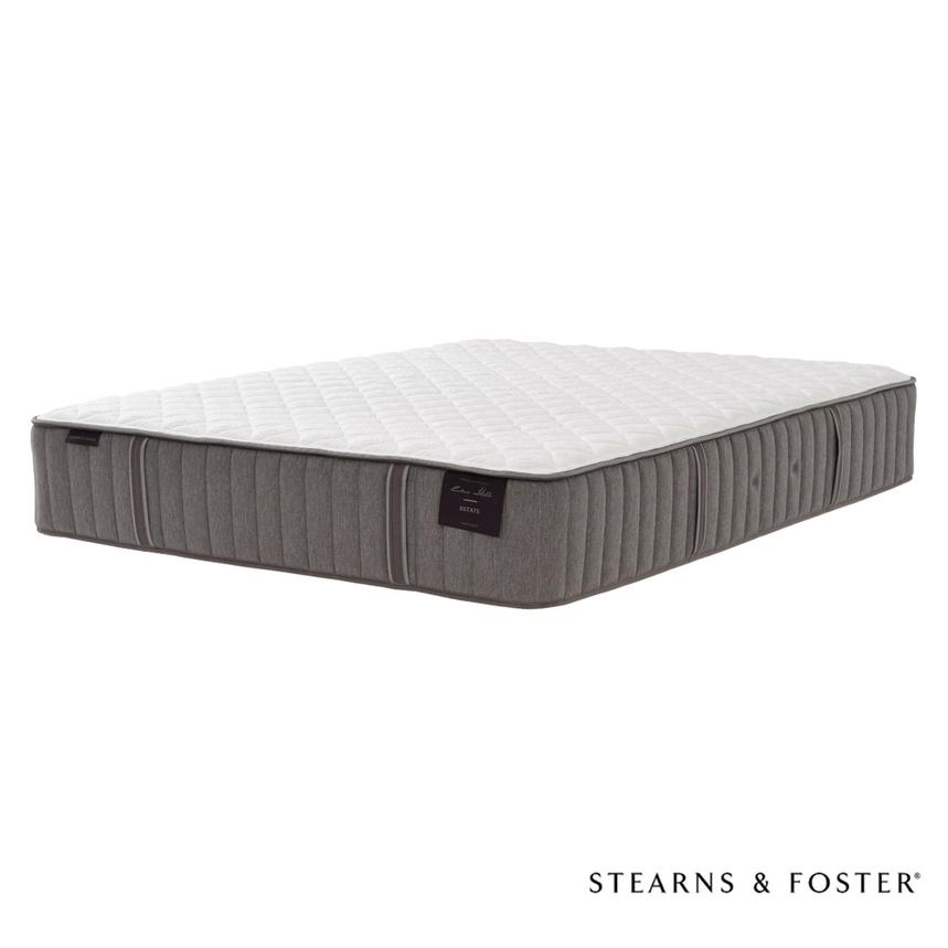 Scarborough III Queen Mattress by Stearns & Foster  main image, 1 of 5 images.