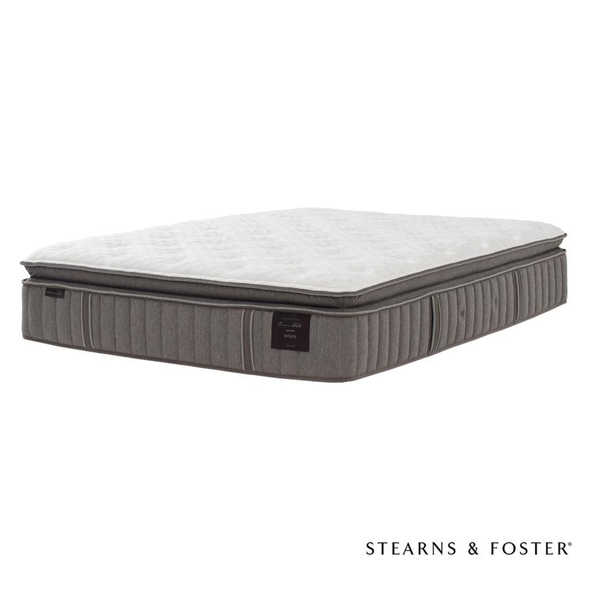 Scarborough V King Mattress by Stearns & Foster  main image, 1 of 5 images.