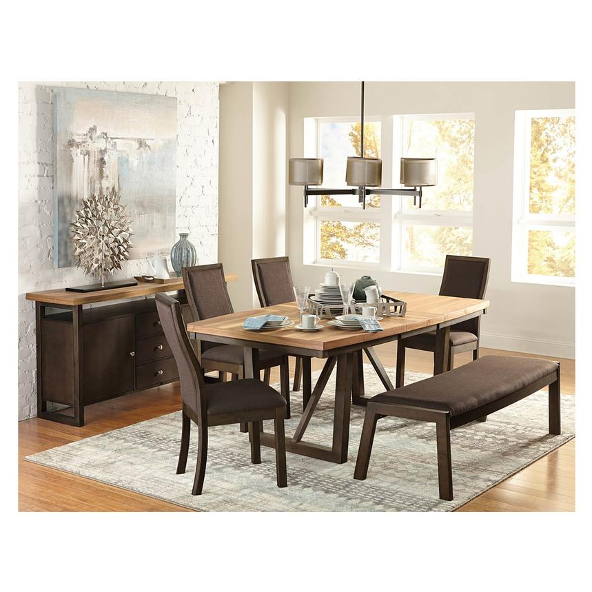 Ton 5 Piece Casual Dining Set Alternate Image 2 Of 14 Images