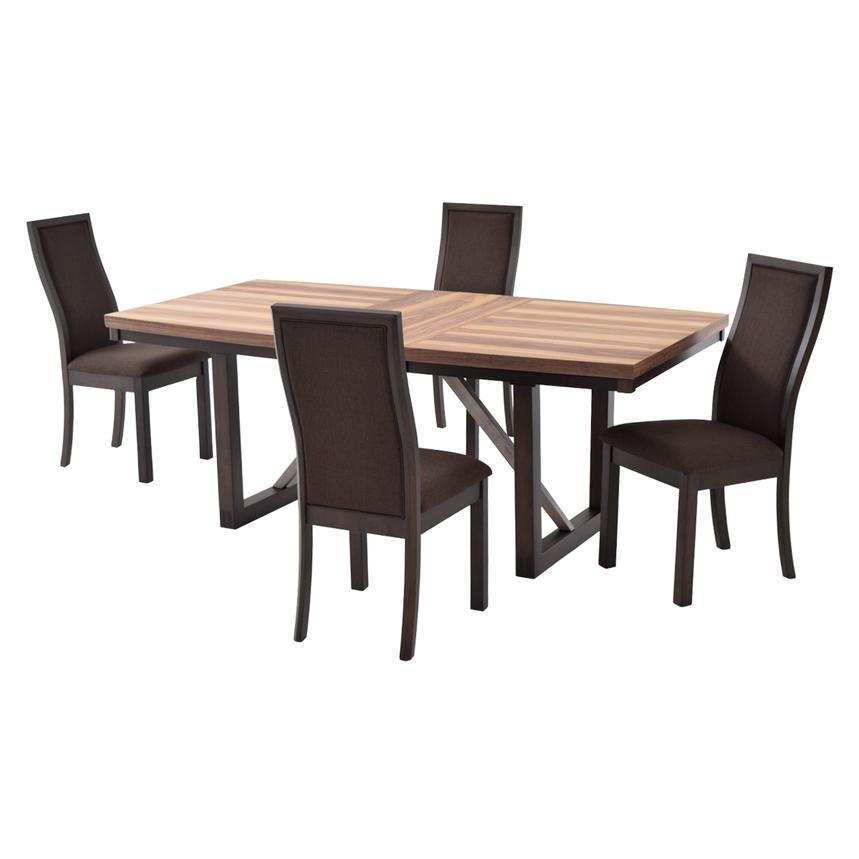 Ton-Ton 5-Piece Casual Dining Set  main image, 1 of 13 images.