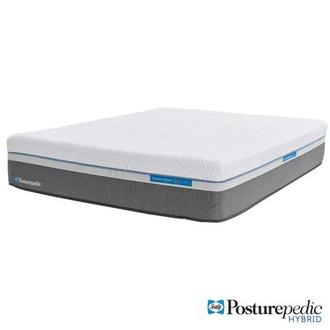 Copper Queen Mattress by Sealy Posturepedic Hybrid