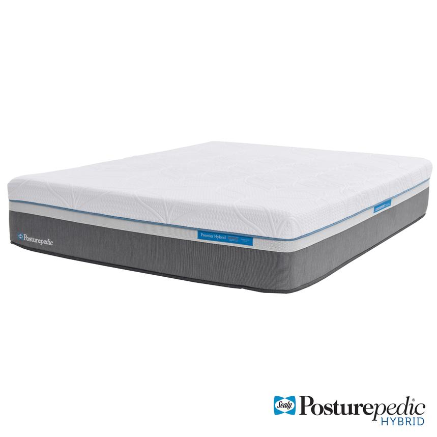 Copper King Mattress By Sealy Posturepedic Hybrid El