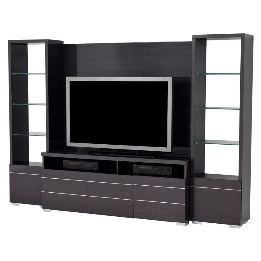 Valery Wall Unit Made in Italy  main image, 1 of 9 images.