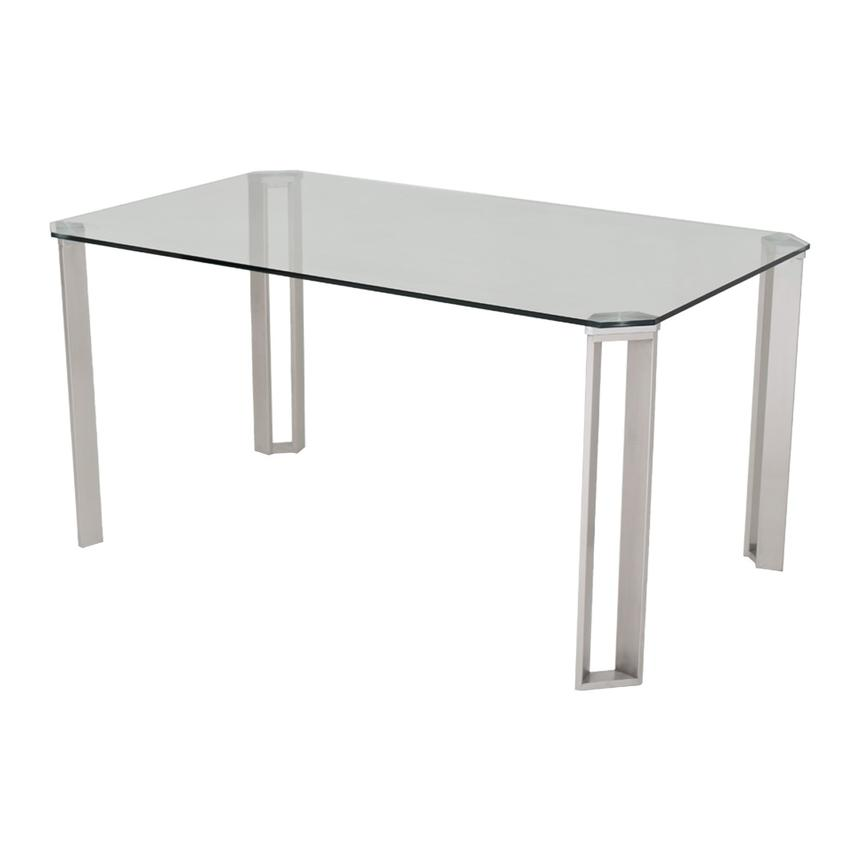Rhonda Rectangular Dining Table  main image, 1 of 6 images.