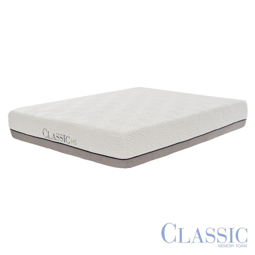 Classic HS Hybrid King Memory Foam Mattress  main image, 1 of 4 images.