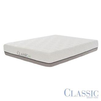 Classic HS Hybrid King Memory Foam Mattress