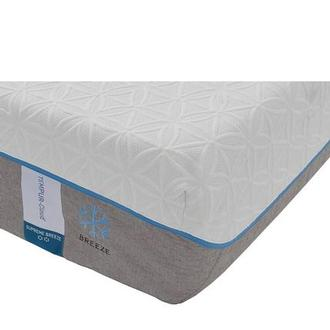 Cloud Supreme Breeze King Memory Foam Mattress by Tempur-Pedic