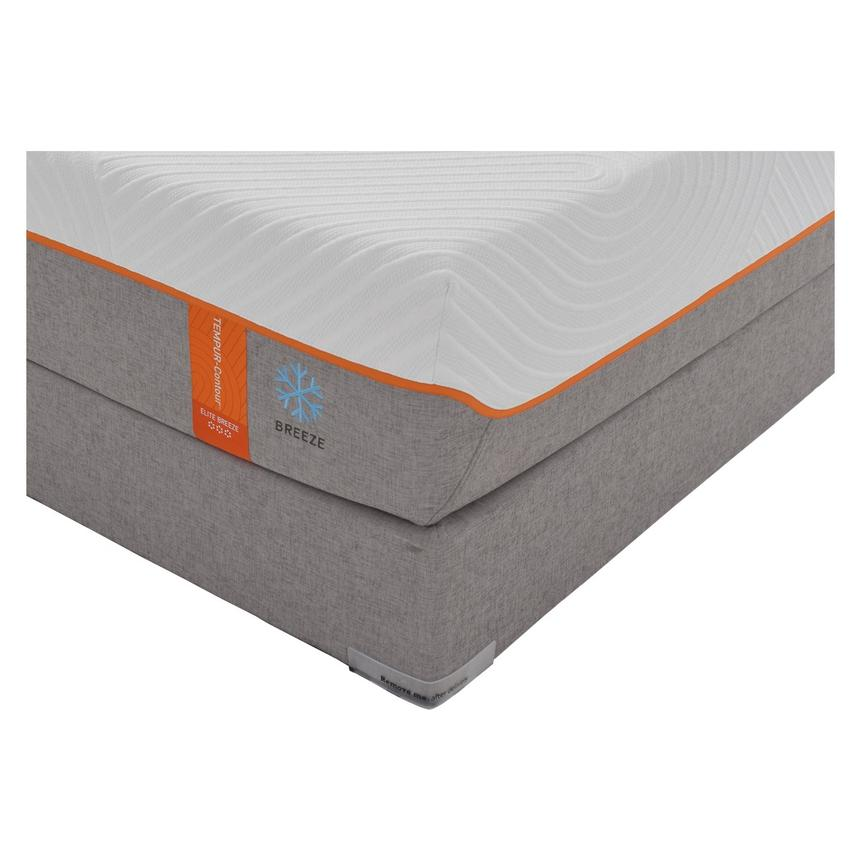Contour Elite Breeze Memory Foam Twin XL Mattress Set w/Regular Foundation by Tempur-Pedic  alternate image, 2 of 5 images.