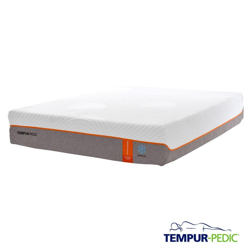 Contour Elite Breeze Twin XL Memory Foam Mattress by Tempur-Pedic  main image, 1 of 5 images.