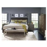 Rachael Ray's Soho Queen Platform Bed  alternate image, 2 of 6 images.