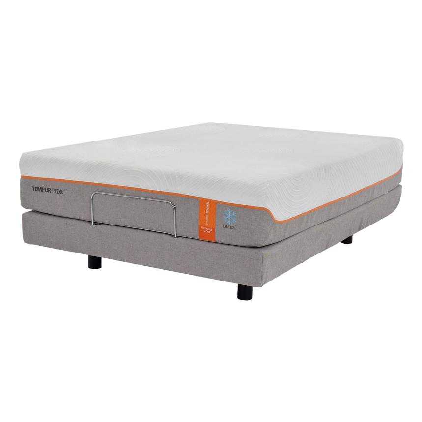 Contour Elite Breeze Memory Foam Twin XL Mattress Set  alternate image, 2 of 6 images.