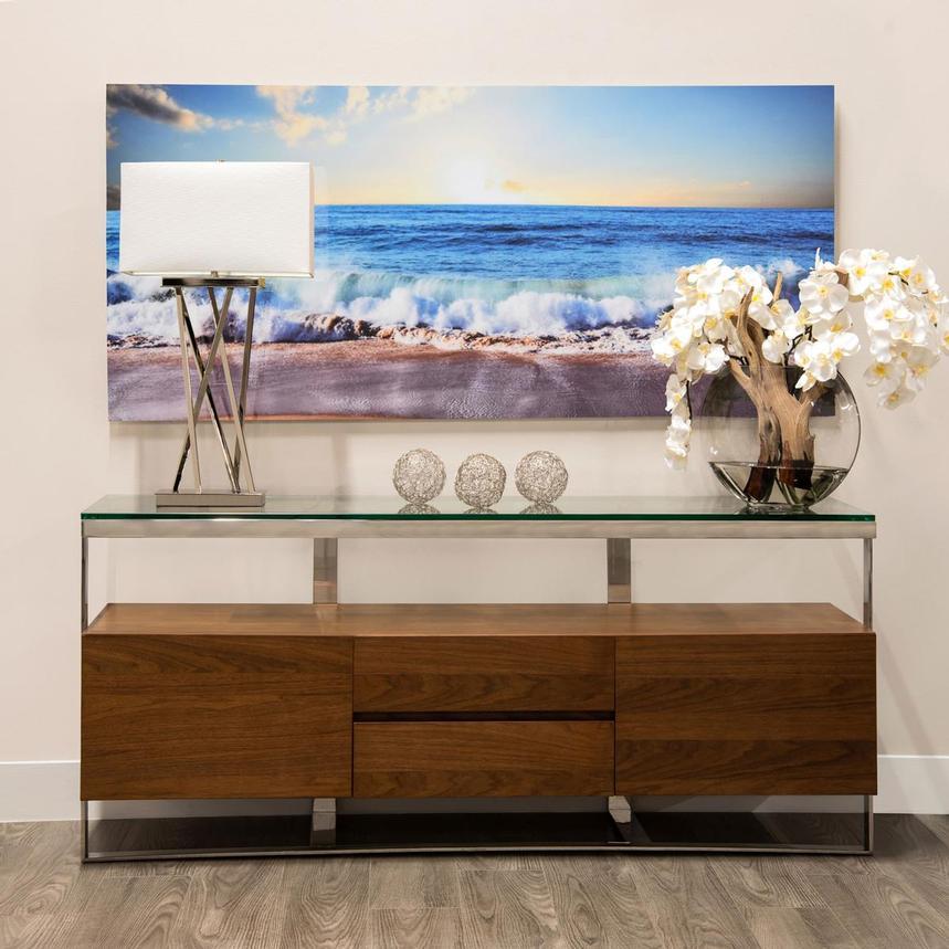 Beached Acrylic Wall Art El Dorado Furniture
