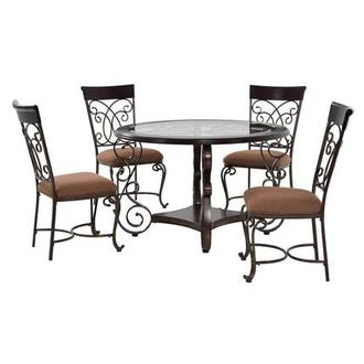 Bombay 5 Piece Casual Dining Set