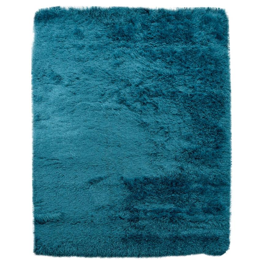 Milan Blue 8' x 10' Area Rug  main image, 1 of 4 images.