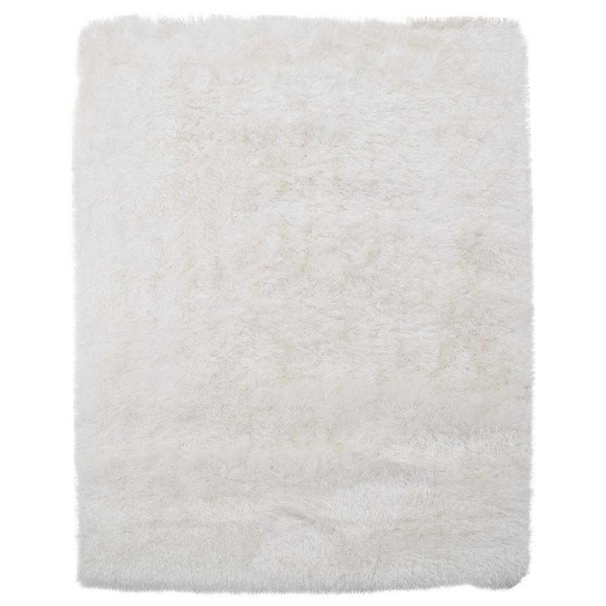 Milan White 8' x 10' Area Rug  main image, 1 of 4 images.