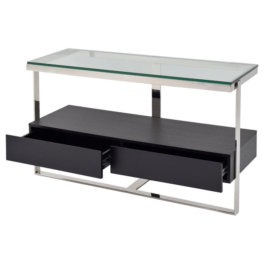 Calypso Black Console Table  alternate image, 2 of 6 images.