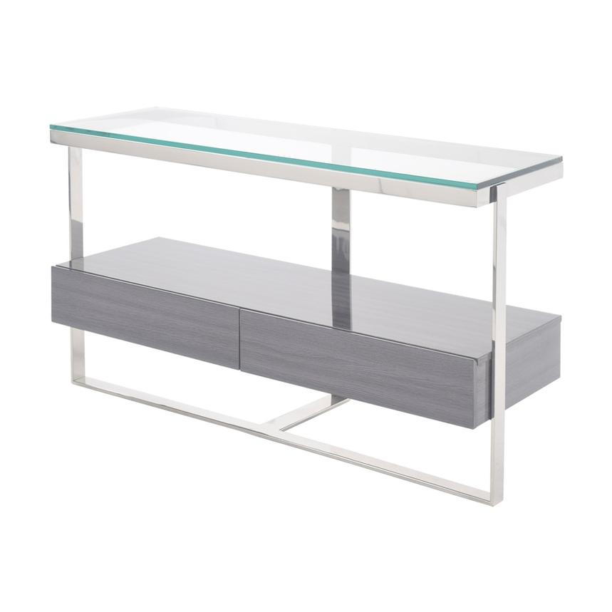 Calypso Gray Console Table  main image, 1 of 6 images.