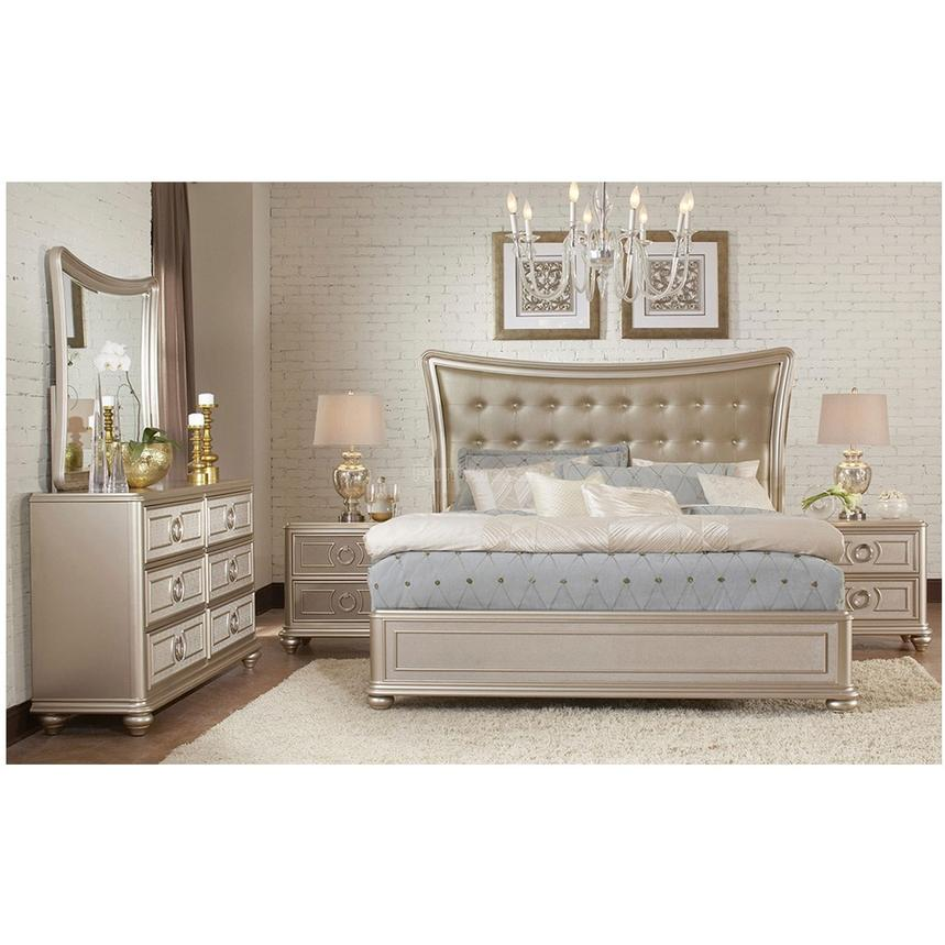 Dynasty Queen Platform Bed Alternate Image, 2 Of 7 Images.