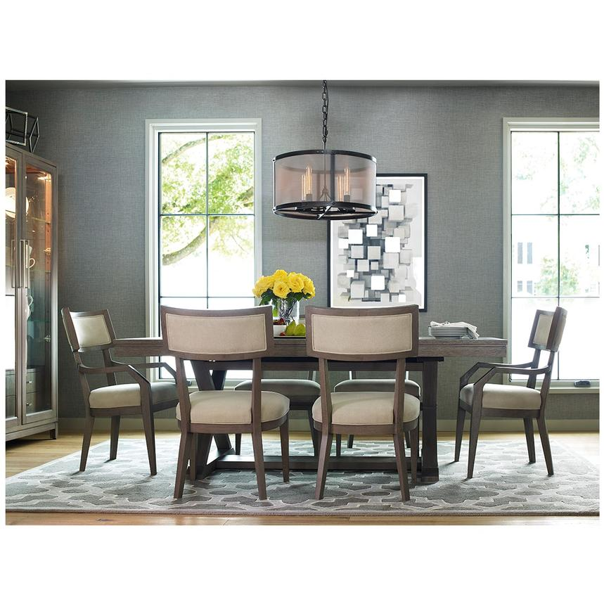 Rachael Ray\'s High Line Extendable Dining Table | El Dorado Furniture