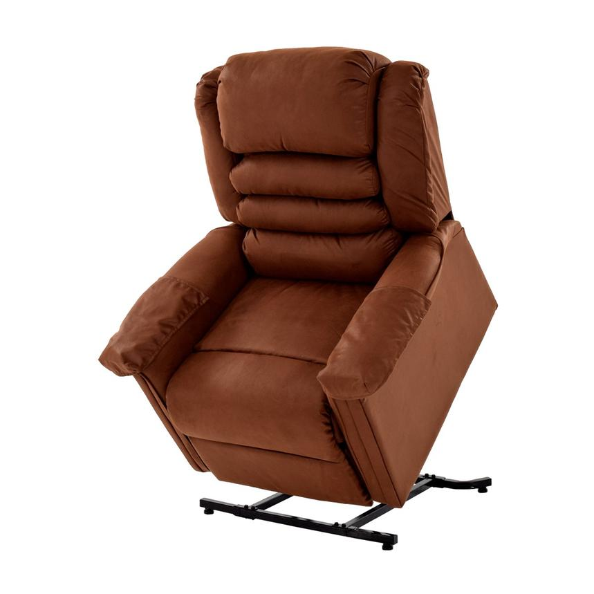 Soother Tan Power-Lift Recliner by Catnapper  main image, 1 of 9 images.