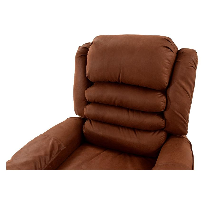Soother Tan Power-Lift Recliner by Catnapper  alternate image, 6 of 9 images.