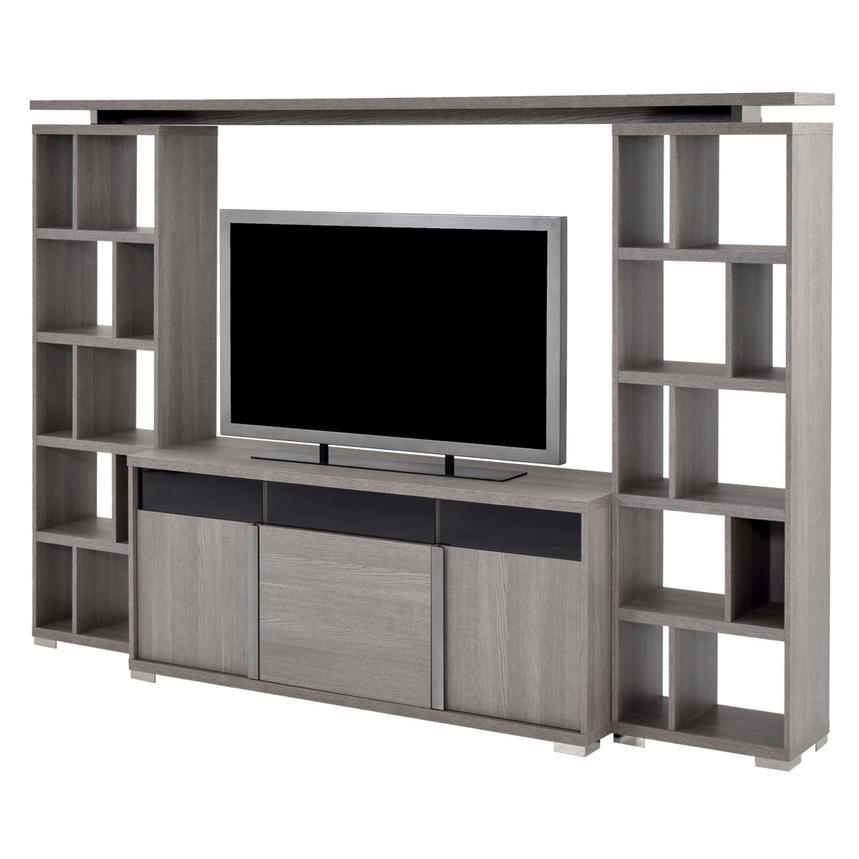 Tivo Wall Unit Made in Italy   El Dorado Furniture