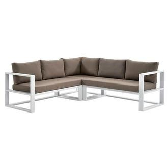 Mykonos Cream Sofa