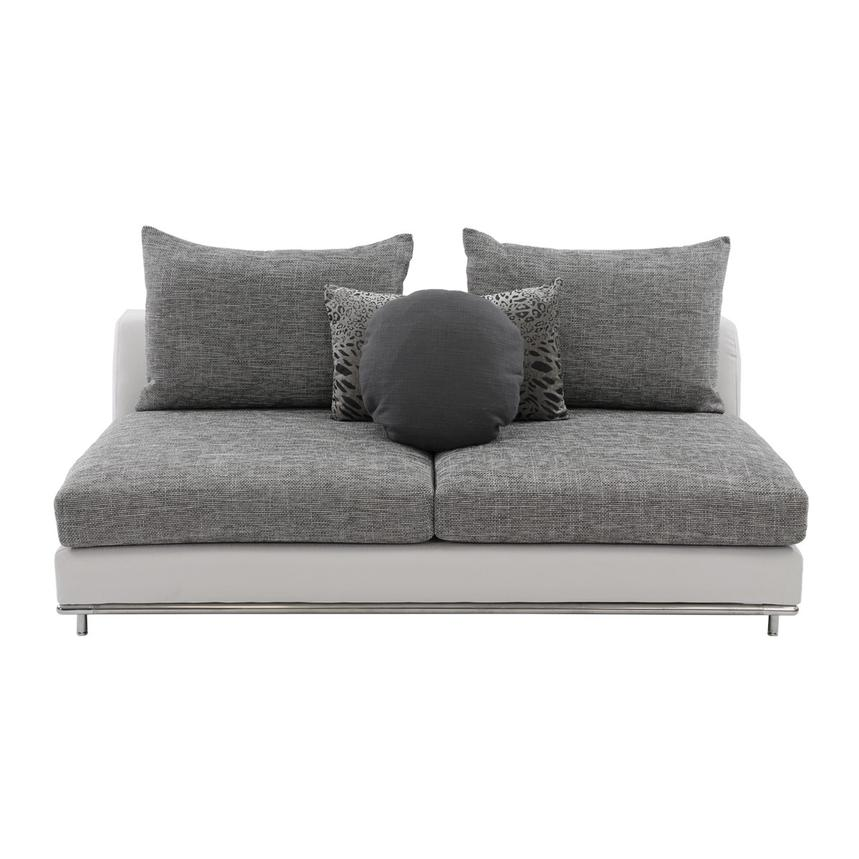 Hanna Armless Loveseat  alternate image, 2 of 6 images.