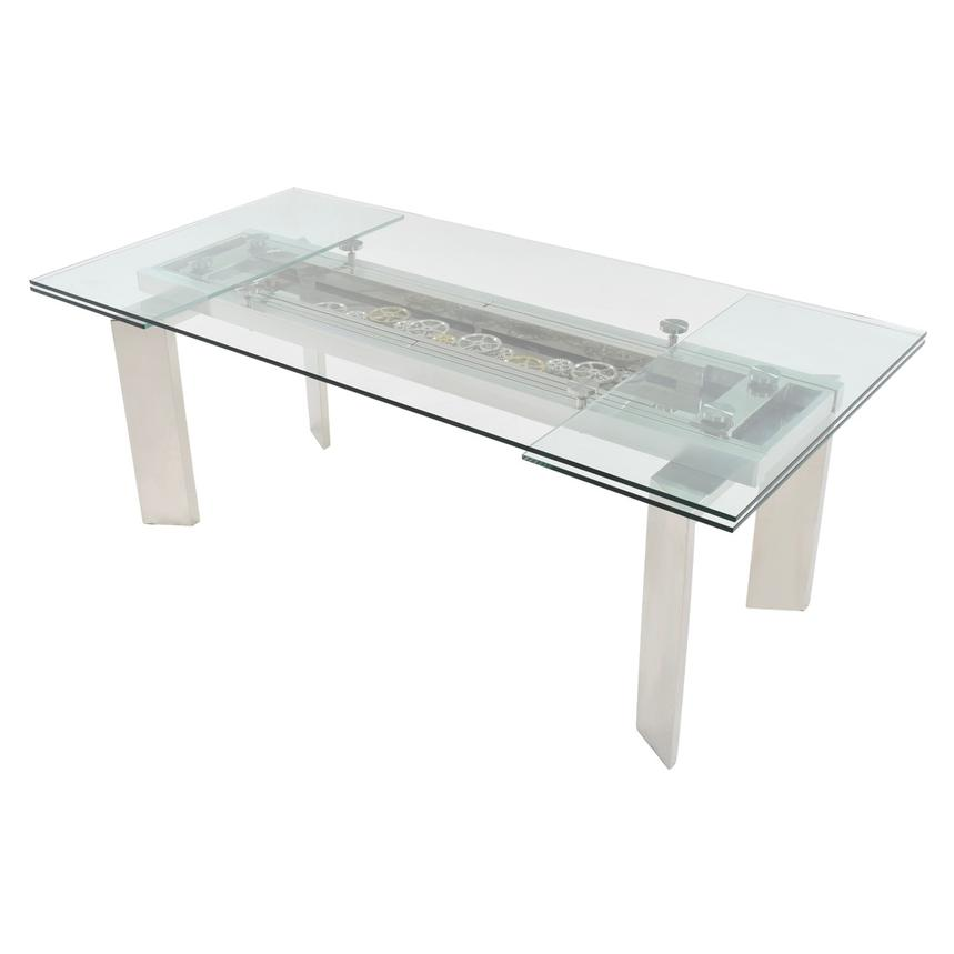 Chrono Extendable Dining Table  main image, 1 of 6 images.
