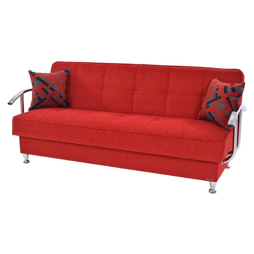 Betsy futon w storage el dorado furniture for El dorado sofa bed