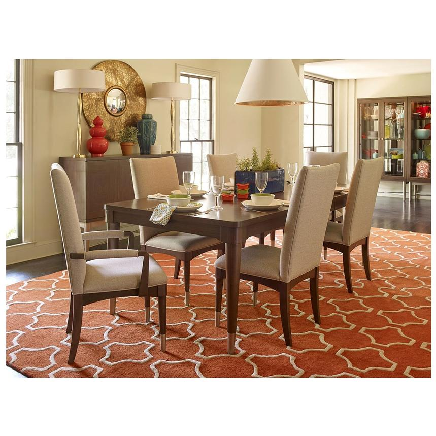 Rachael Ray\'s Soho Extendable Dining Table | El Dorado Furniture