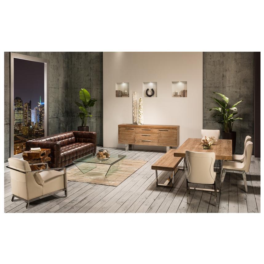 Vela 3 Piece Formal Dining Set El Dorado Furniture