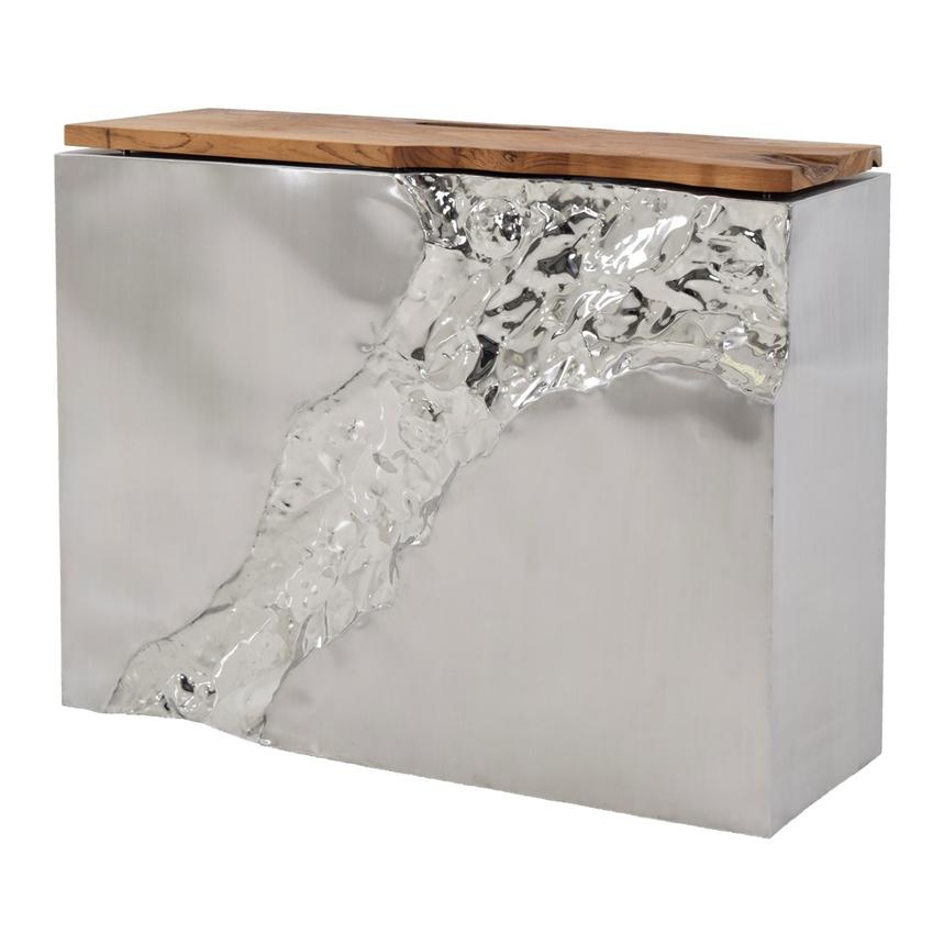 Luxe Console Table  main image, 1 of 6 images.
