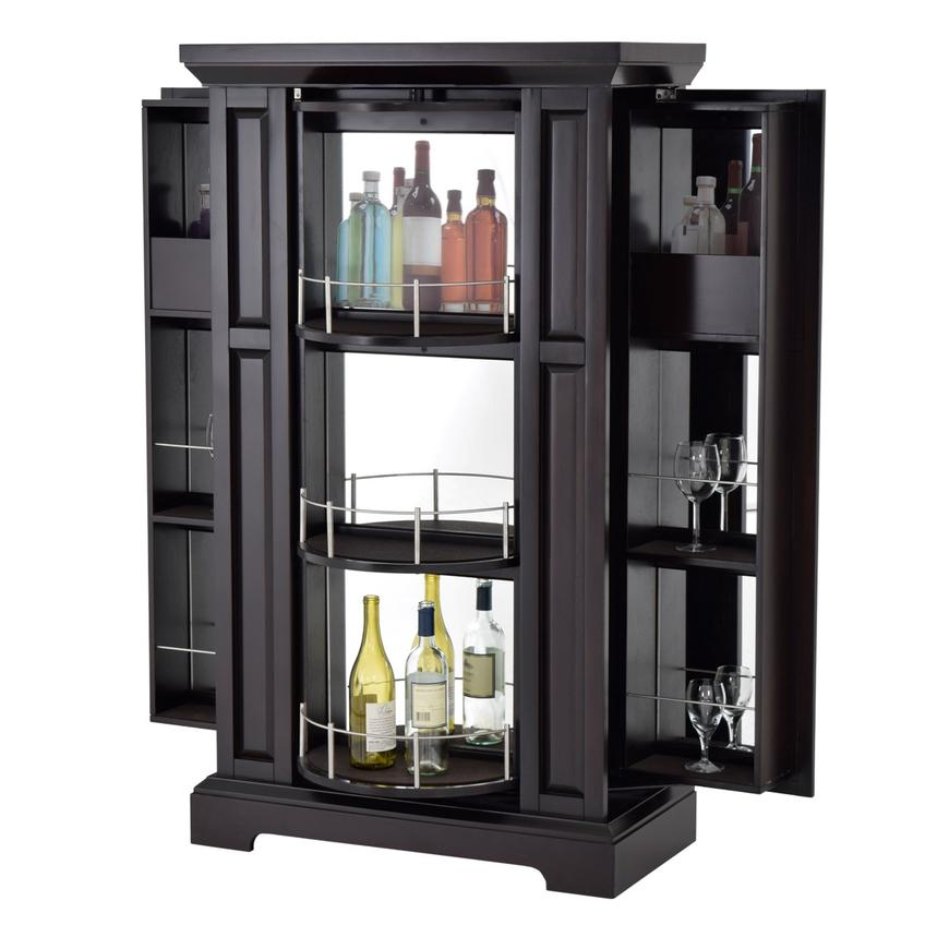 Very Benson Bar Cabinet | El Dorado Furniture FG99