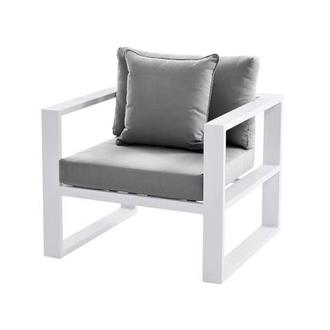 Mykonos Gray Chair