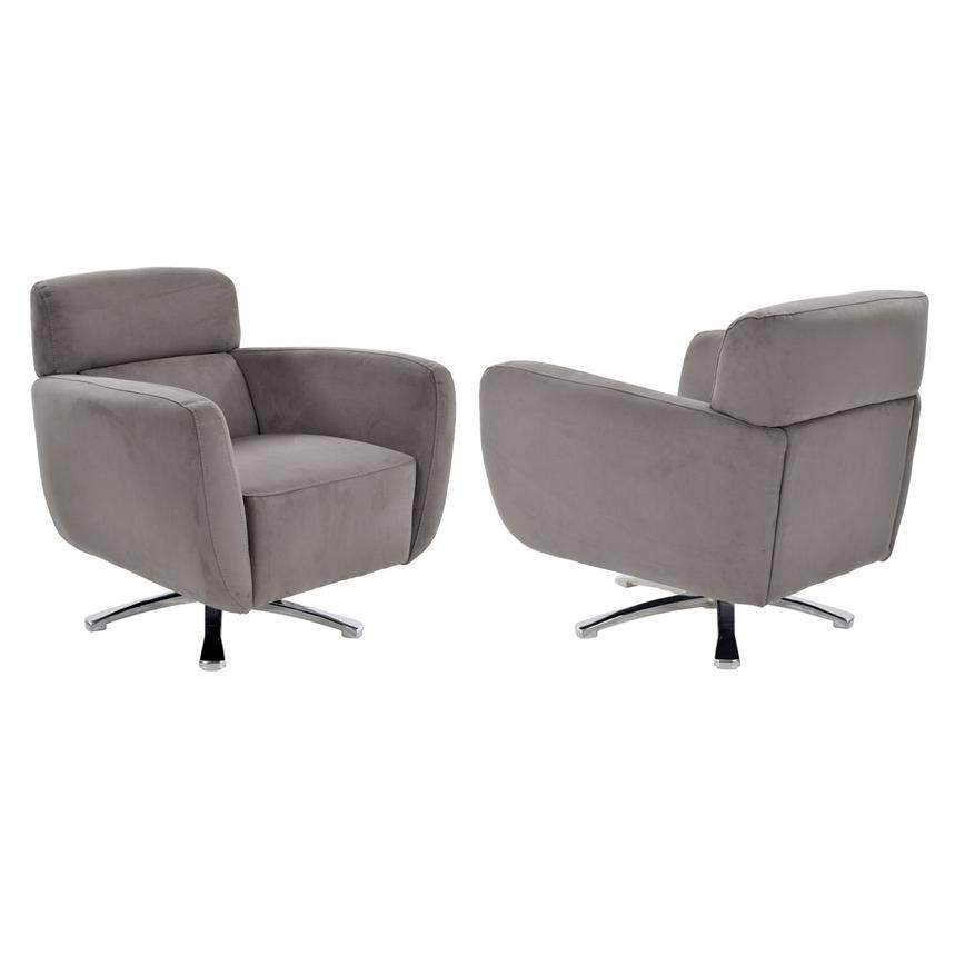 Richardson Swivel Accent Chair alternate image 2 of 5 images.  sc 1 st  El Dorado Furniture & Richardson Swivel Accent Chair | El Dorado Furniture
