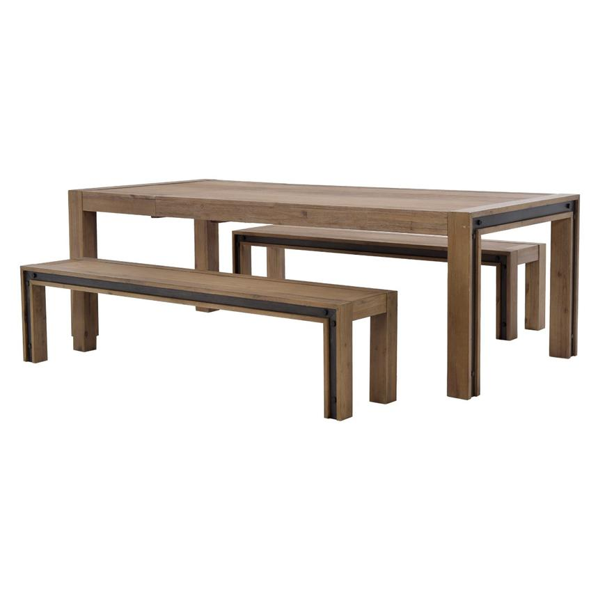 Pinot 3 Piece Casual Dining Set Main Image, 1 Of 10 Images.