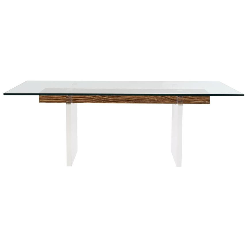 Miami Beach Natural Rectangular Dining Table  main image, 1 of 6 images.