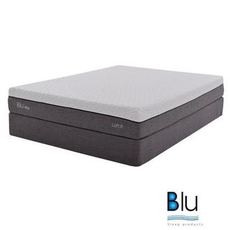 Loft 1.0 Twin XL Memory Foam Mattress w/Regular Foundation By Blu Sleep Products