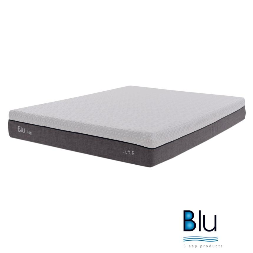 Loft 1.0 Queen Memory Foam Mattress By Blu Sleep Products  main image, 1 of 5 images.