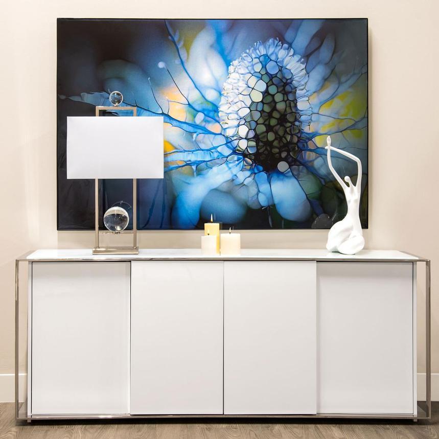 Eisdistel Acrylic Wall Art El Dorado Furniture