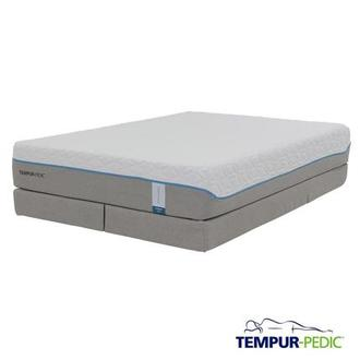 Cloud Supreme Memory Foam King Mattress Set w/Regular Foundation by Tempur-Pedic