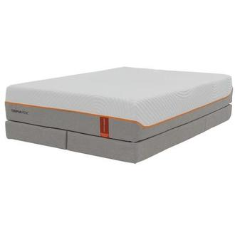 Contour Rhapsody Luxe Memory Foam King Mattress Set w/Regular Foundation by Tempur-Pedic